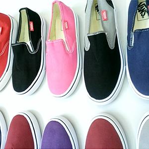 Thiết kế website bán giày